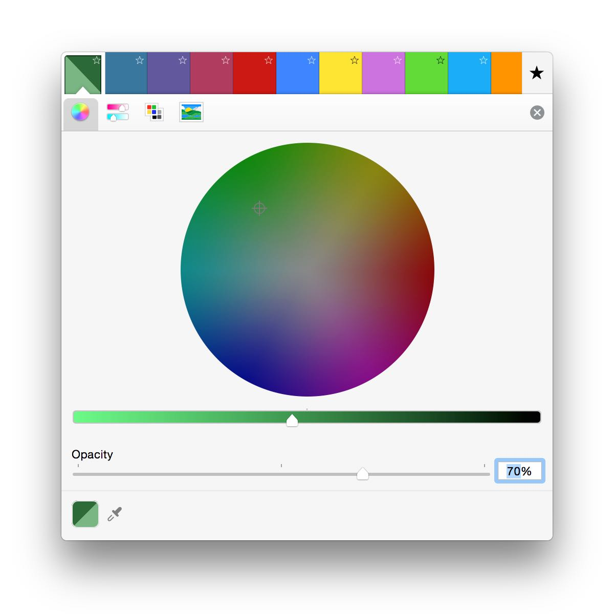 Colorsnapper The Color Picker App For Macos